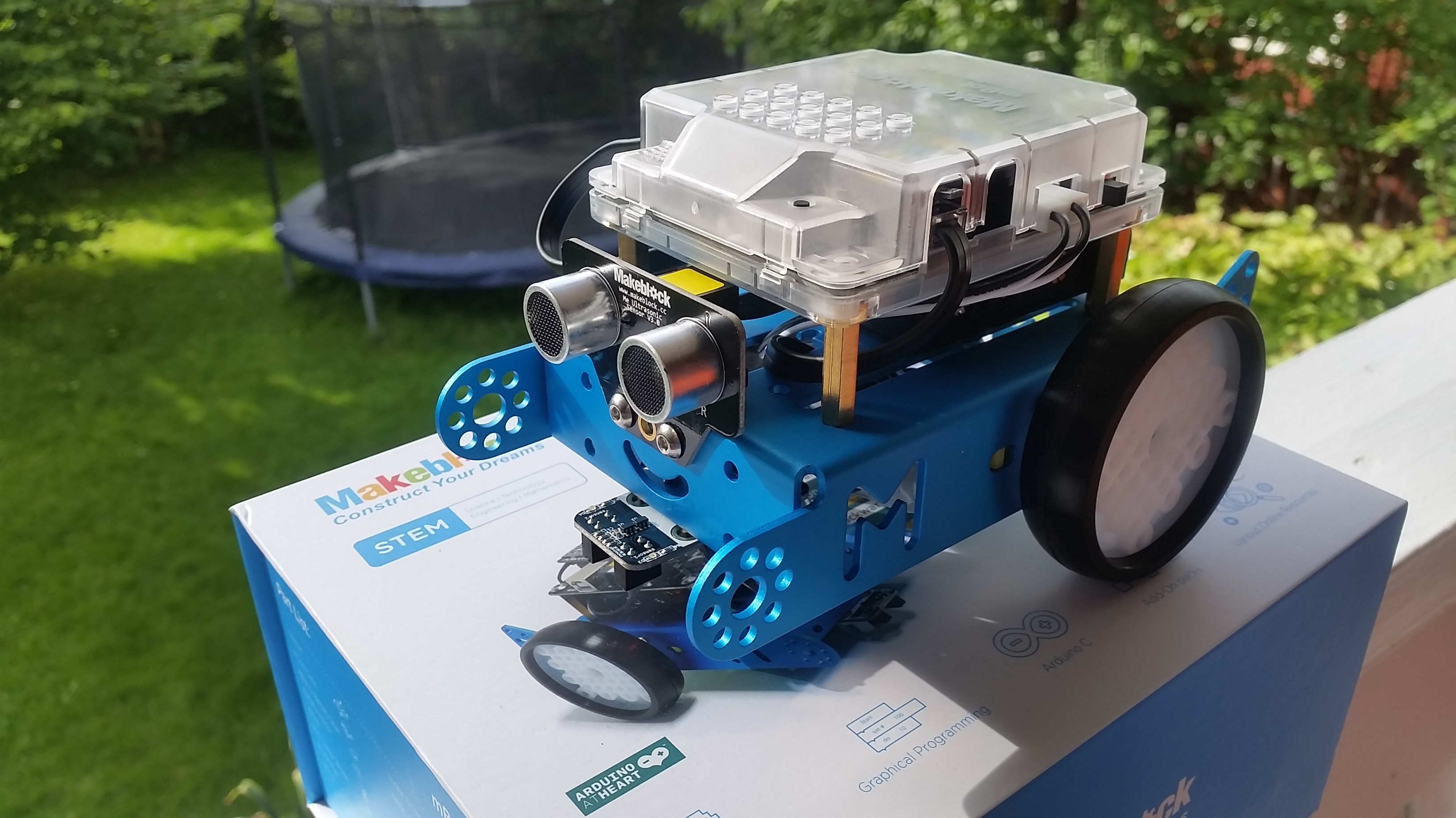 Article image for Makeblock mBot review