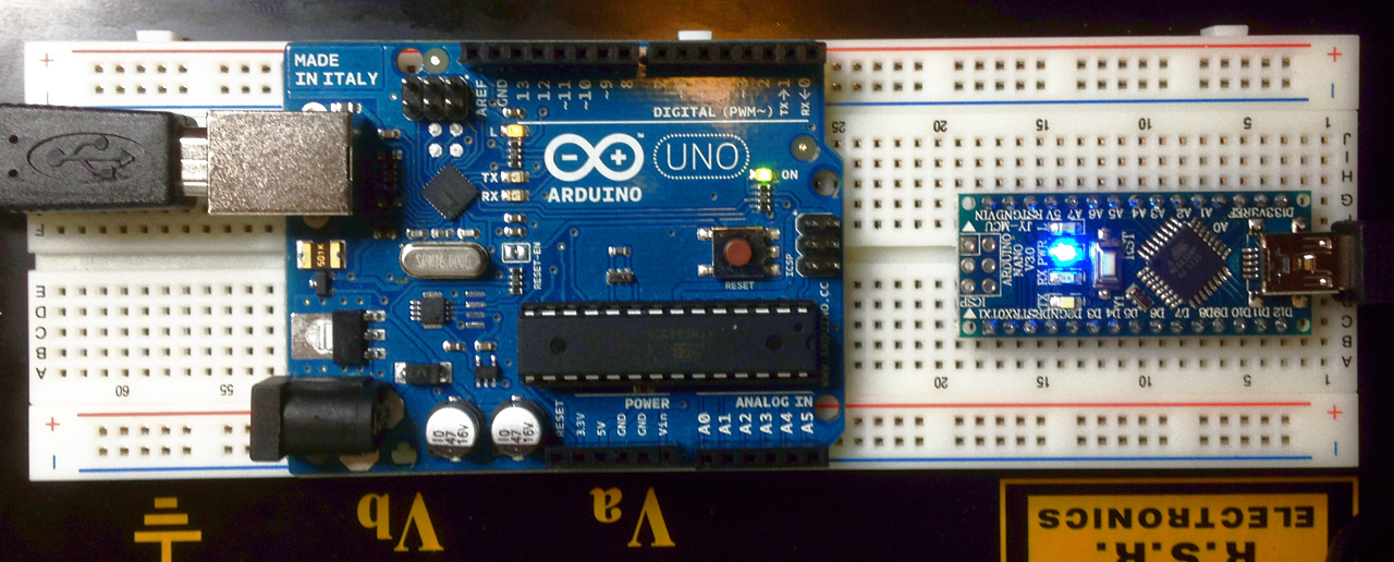 Article image for Back to electronics and Arduino