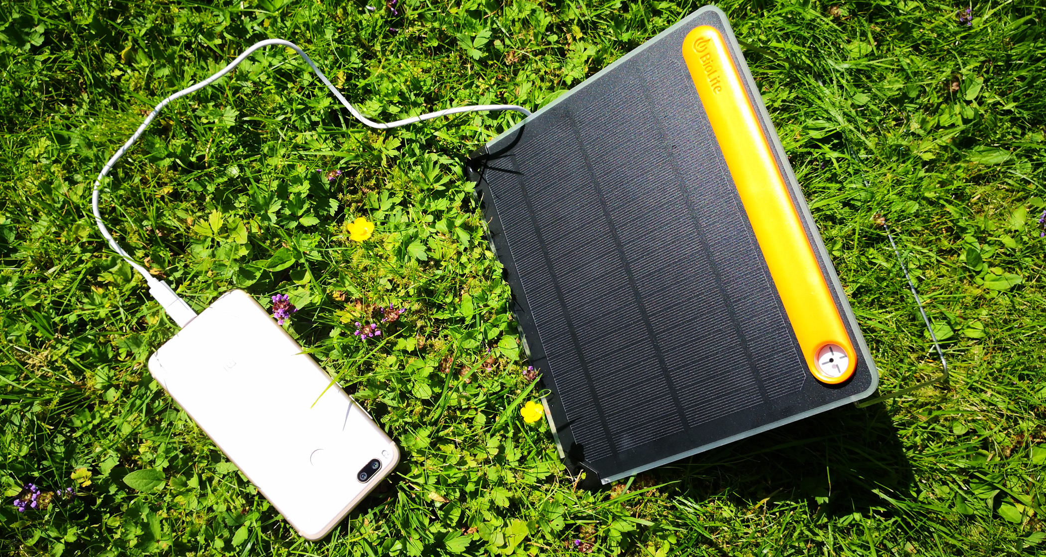 Article image for BioLite SolarPanel 5+ review