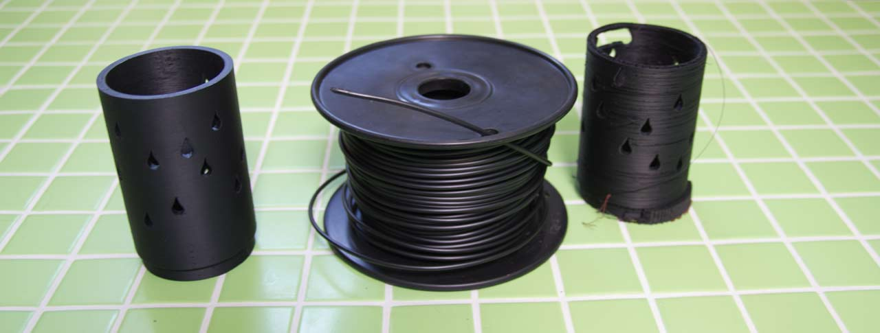 Article image for Filament review: Conductive ABS from Repraper