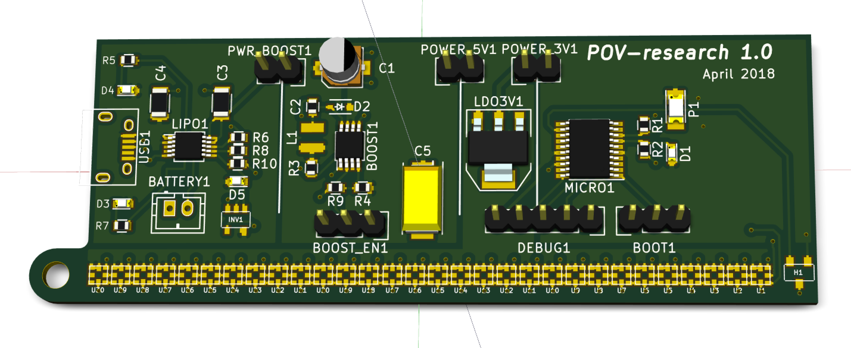 Article image for Easter funtime with KiCad