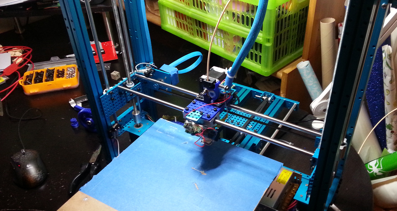 Article image for Project: Makeblock 3D printer