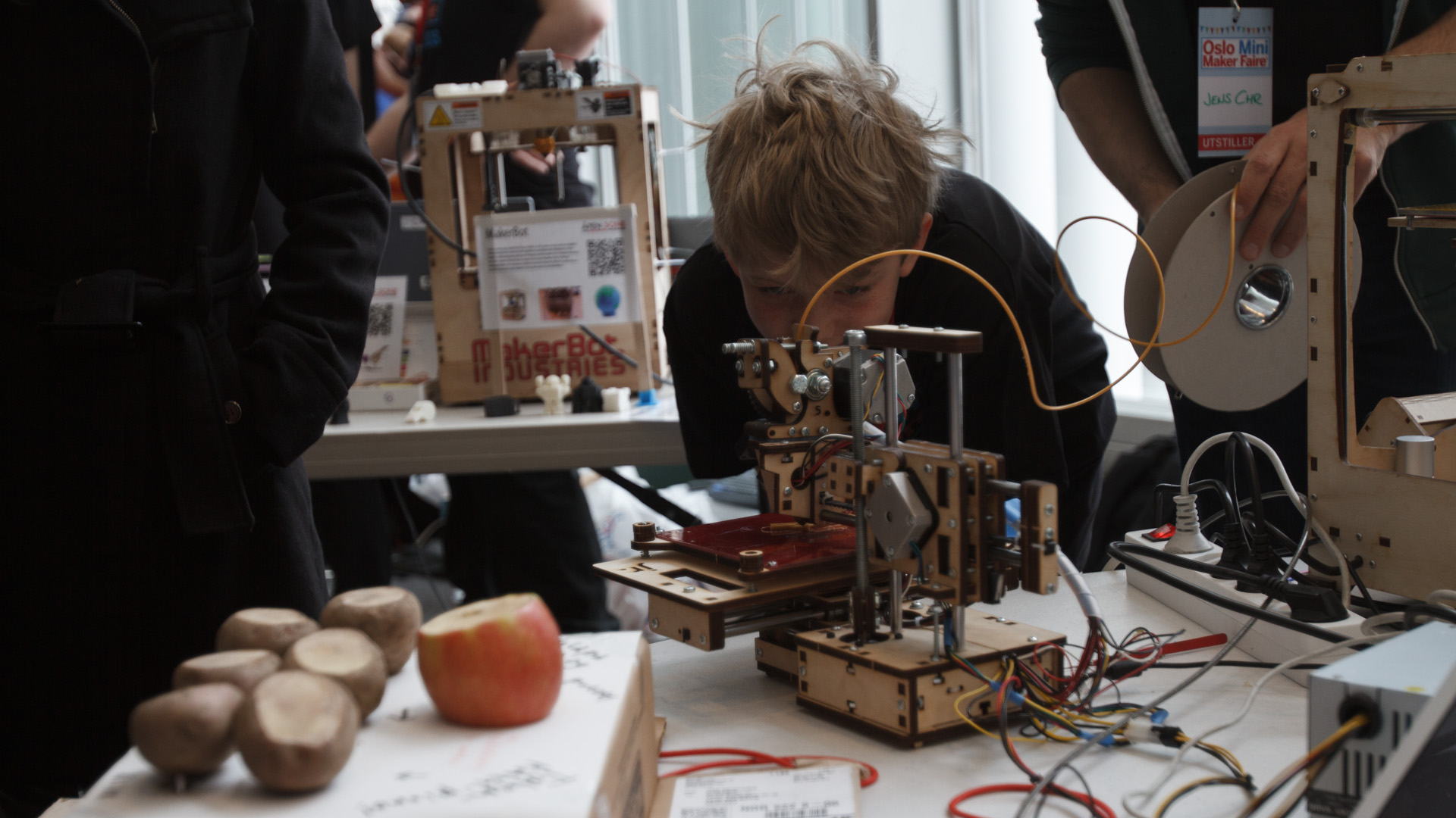 Article image for Maker Faire Oslo