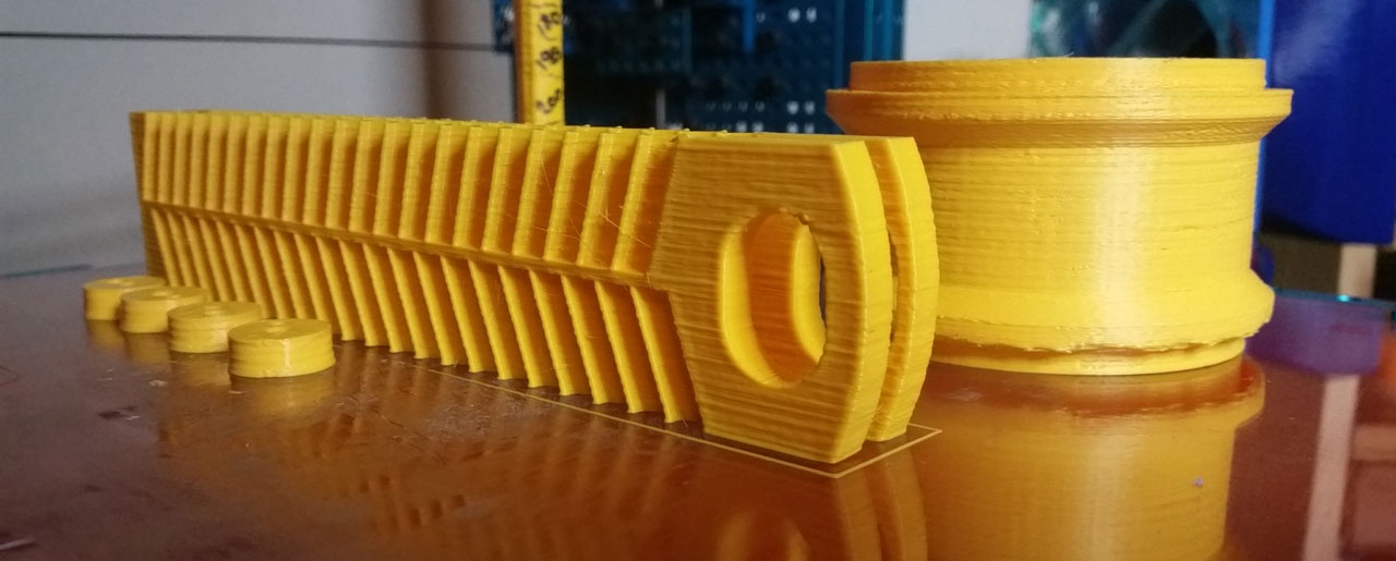 Article image for Filament review: Printing with potatoes?