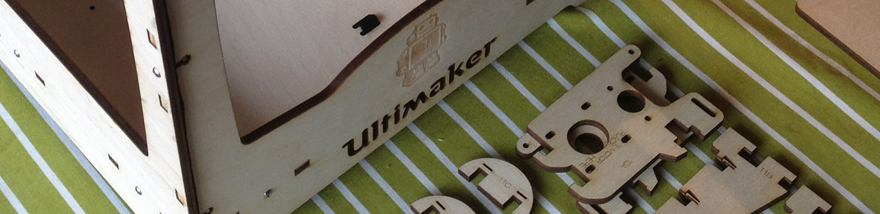 Article image for My new Ultimaker 3D printer