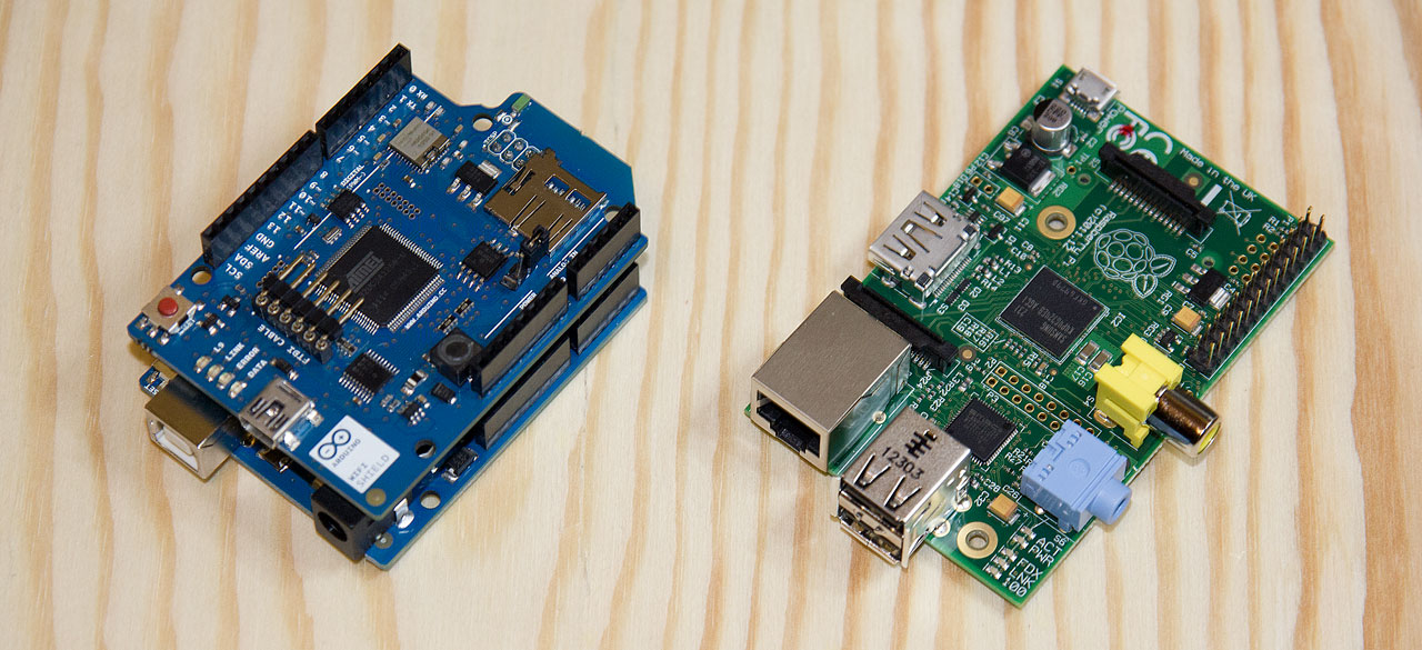 Article image for Raspberry Pi or Arduino?